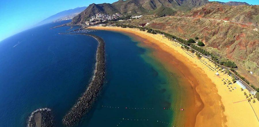 Playas con encanto en Santa Cruz de Tenerife y alrededores